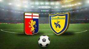 Genoa-Chievo 0-2: il tabellino e le pagelle.