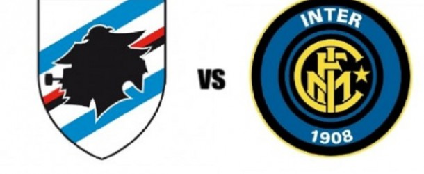 Sampdoria-Inter: le formazioni ufficiali.