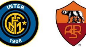 Inter-Roma: le formazioni ufficiali
