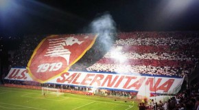 CLAMOROSO ALLA SALERNITANA…………………