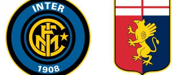 Inter-Genoa: le formazioni ufficiali