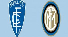 Empoli-Inter 0-1: il tabellino e le pagelle