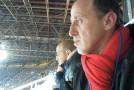 """IL DIRETTORE TOLOMEO AL S.PAOLO IN CONFERENZA STAMPA POST """"NAPOLI-MILAN"""""""