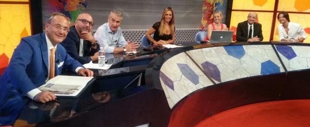 """L'AVVOCATO PAOLO VINCI OSPITE A 7 GOLD """"DIRETTA STADIO"""""""