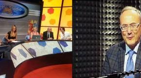 MARATONA TELEVISIVA OGGI PER L'AVVOCATO PAOLO VINCI
