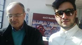 """L'AVVOCATO PAOLO VINCI ALL'OLIMPICO DI TORINO IN CONFERENZA STAMPA POST DERBY """"TORINO-JUVE"""""""
