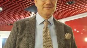 L'AVVOCATO PAOLO VINCI A MILANELLO IN CONFERENZA STAMPA PRE SAMPDORIA-MILAN