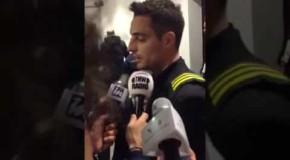"""L'INTERVISTA A JACK BONAVENTURA NEL POST PARTITA """"MILAN-INTER"""""""