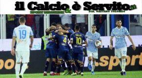 SPAL-LECCE 1-3, IL TABELLINO