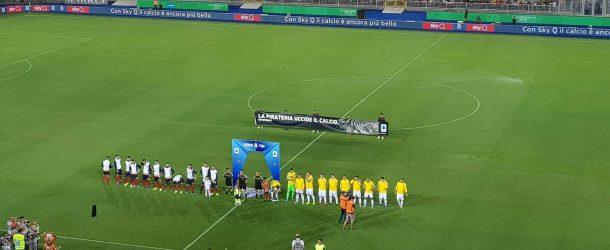 LECCE-VERONA 0-1, IL TABELLINO E LE PAGELLE
