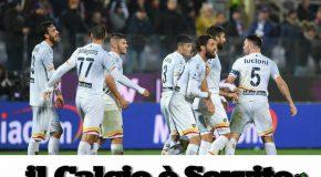 FIORENTINA-LECCE 0-1, IL TABELLINO E LE PAGELLE