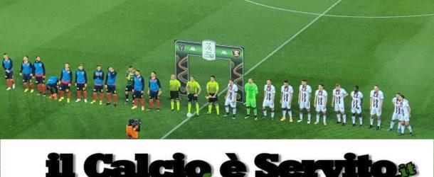 LECCE-SALERNITANA 2-0, IL TABELLINO E LE PAGELLE