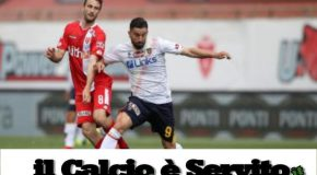 MONZA-LECCE 1-0, IL TABELLINO E LE PAGELLE
