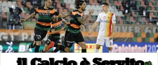VENEZIA-LECCE 1-0, IL TABELLINO E LE PAGELLE