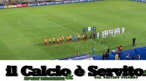 LECCE-COMO 1-1, IL TABELLINO E LE PAGELLE