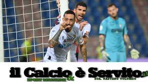 CROTONE-LECCE 0-3, IL TABELLINO E LE PAGELLE